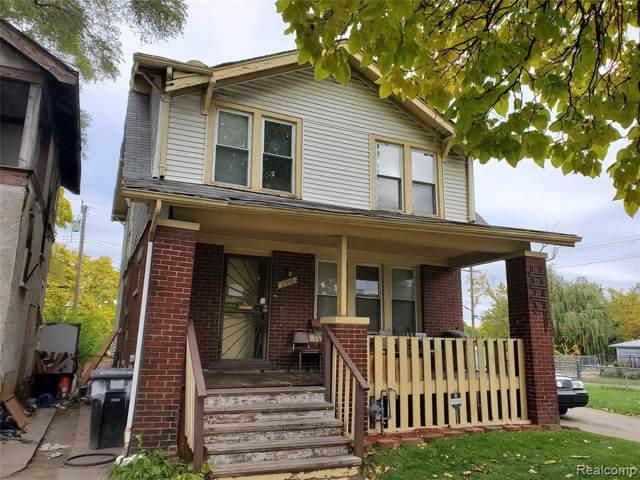 2908 Pingree Street, Detroit, MI 48206 (#219122162) :: The Buckley Jolley Real Estate Team
