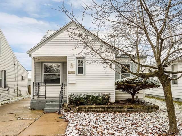 20944 Ridgemont Road, Harper Woods, MI 48225 (#219122190) :: GK Real Estate Team