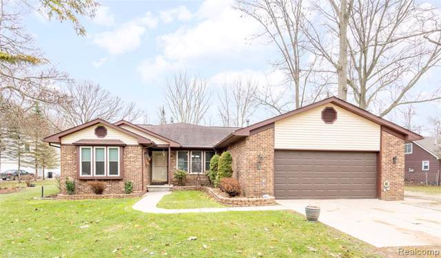 21401 Elwell Road, Sumpter Twp, MI 48111 (#219122212) :: Team Sanford
