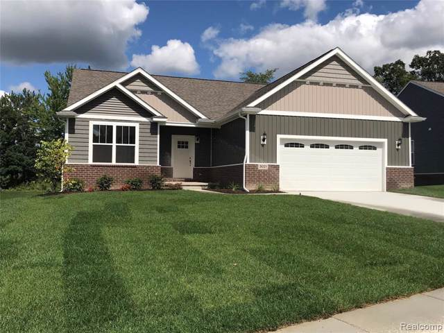 2774 Bogues View Drive (Homesite 89), Oceola Twp, MI 48843 (#219122214) :: The Mulvihill Group