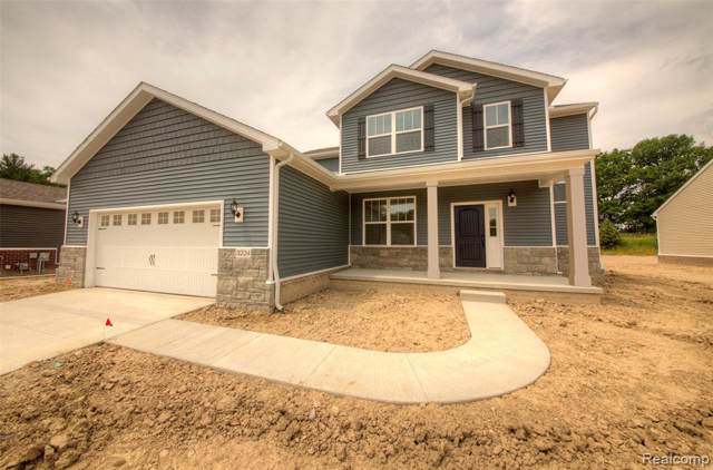 2886 Bogues View Drive (Homesite 98), Oceola Twp, MI 48843 (#219122224) :: The Mulvihill Group