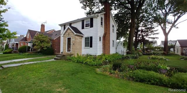 4631 Westland Street, Dearborn, MI 48126 (#219122248) :: The Alex Nugent Team | Real Estate One