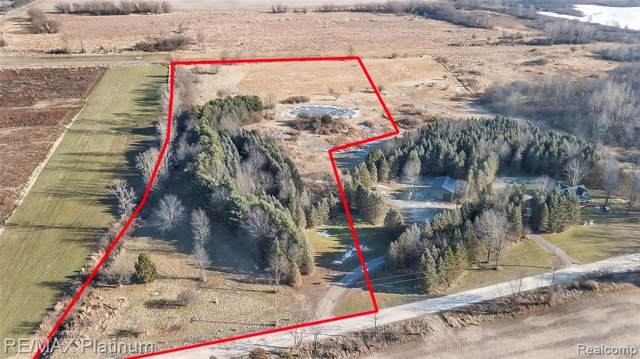 3524 Tanglewood Trail, Dexter Twp, MI 48118 (#219122284) :: The Mulvihill Group