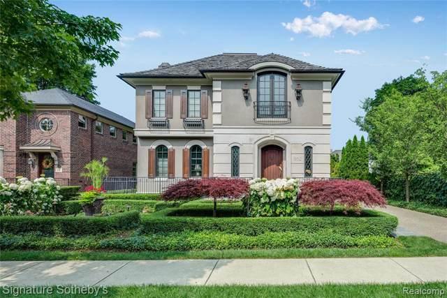 862 Watkins Street, Birmingham, MI 48009 (#219122292) :: The Buckley Jolley Real Estate Team