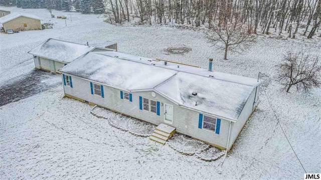 8822 Hammond, Spring Arbor, MI 49237 (#55201904439) :: Springview Realty