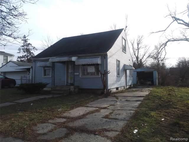 111 W Pulaski Avenue, Flint, MI 48505 (#219122354) :: The Alex Nugent Team | Real Estate One