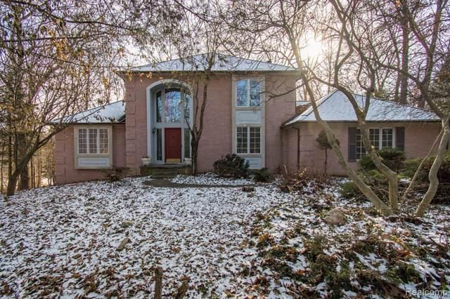12256 Andresen Drive, Green Oak Twp, MI 48178 (#219122400) :: The Buckley Jolley Real Estate Team