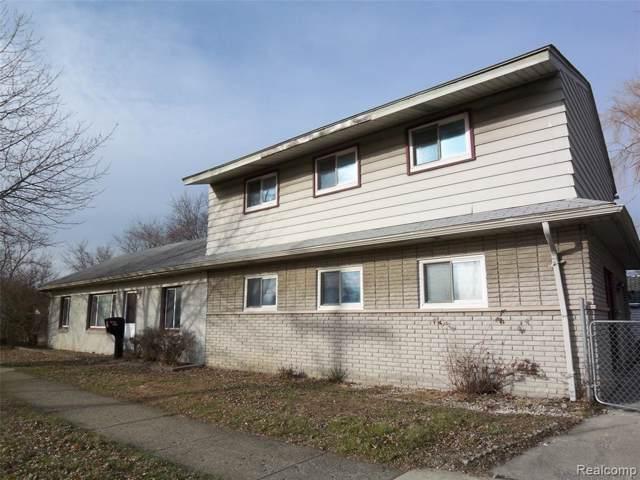 26004 Normandy Street, Roseville, MI 48066 (#219122476) :: The Buckley Jolley Real Estate Team