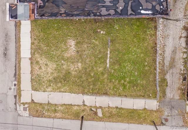 271 St Aubin Street, Detroit, MI 48207 (#219122512) :: The Alex Nugent Team | Real Estate One