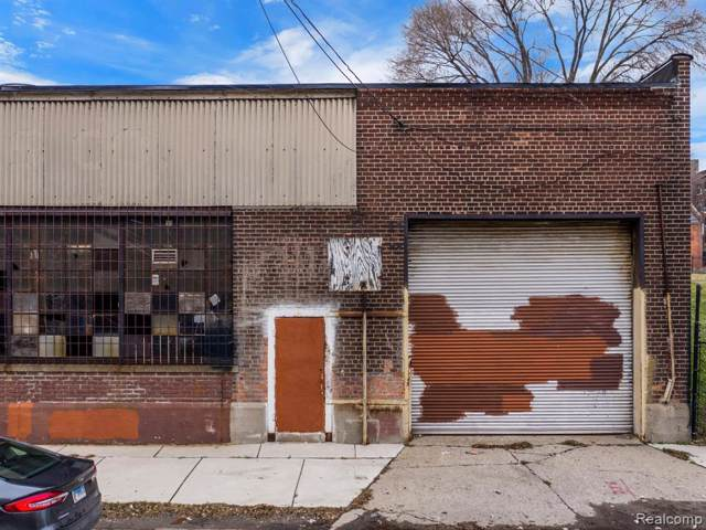 1969 Franklin Street, Detroit, MI 48207 (#219122529) :: Springview Realty