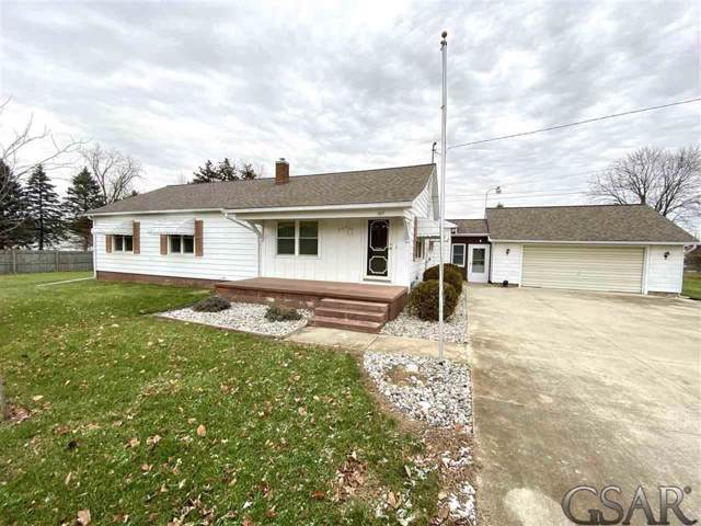 707 Ash St., Owosso, MI 48867 (#60050001880) :: The Alex Nugent Team | Real Estate One