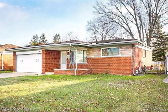 3910 Frazho Road, Warren, MI 48091 (#219122562) :: The Buckley Jolley Real Estate Team
