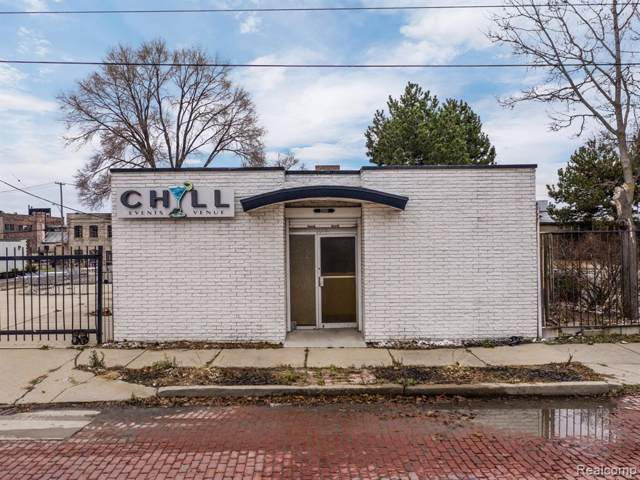 2000 Woodbridge Street, Detroit, MI 48207 (#219122569) :: Springview Realty
