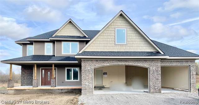 20 Edna Marie Court, Lapeer Twp, MI 48446 (#219122570) :: GK Real Estate Team