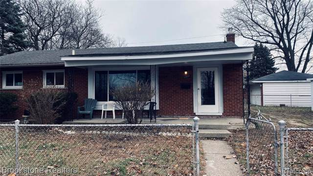22544 Warner Avenue, Warren, MI 48091 (#219122583) :: The Buckley Jolley Real Estate Team
