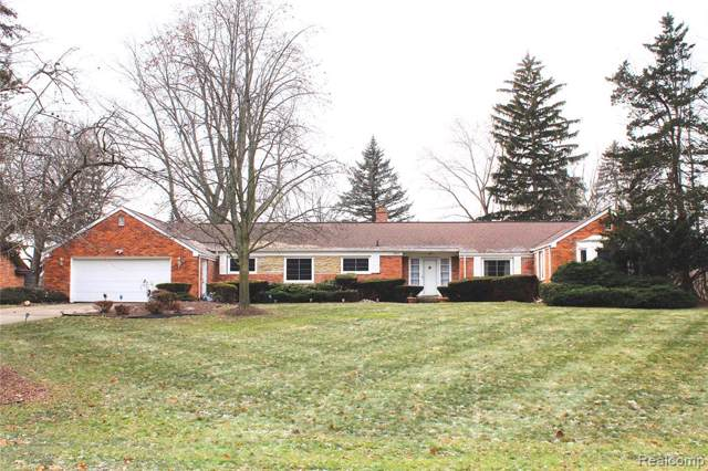 2822 Circle Drive, Flint, MI 48507 (#219122586) :: The Alex Nugent Team | Real Estate One