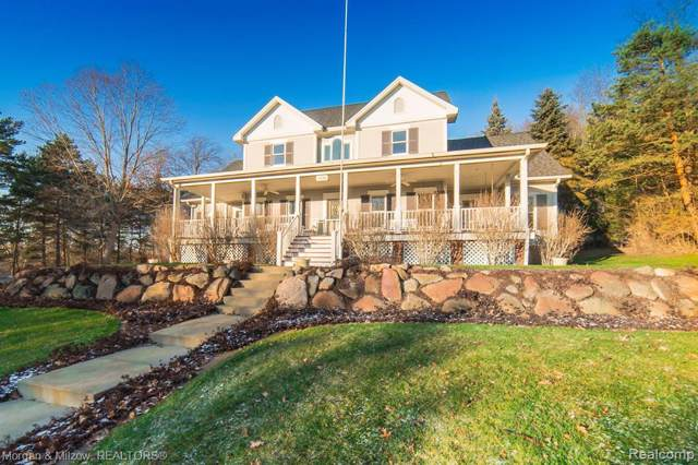 5848 Clarkston Road, Independence Twp, MI 48348 (#219122603) :: The Buckley Jolley Real Estate Team