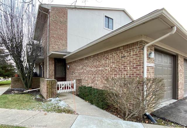 6668 Maple Lakes Drive #94, West Bloomfield Twp, MI 48322 (#219122619) :: The Mulvihill Group