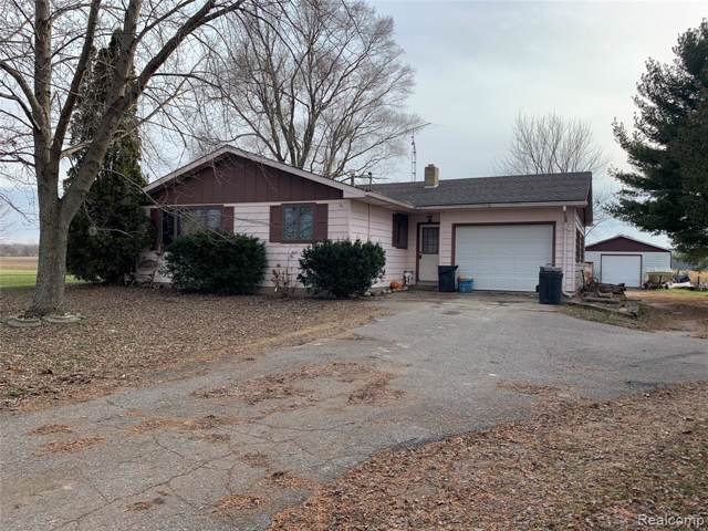 3825 Millington Road, Millington Twp, MI 48746 (#219122624) :: The Buckley Jolley Real Estate Team