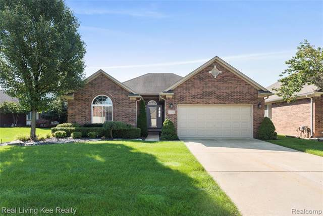 13536 Snowdrift Ct, Sterling Heights, MI 48313 (MLS #219122638) :: The Toth Team