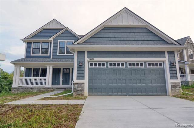 529 Heritage Ridge Drive, Milford Vlg, MI 48381 (#219122678) :: The Buckley Jolley Real Estate Team