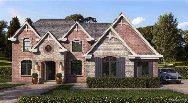 20137 W Whipple Drive, Northville Twp, MI 48167 (#219122713) :: The Buckley Jolley Real Estate Team