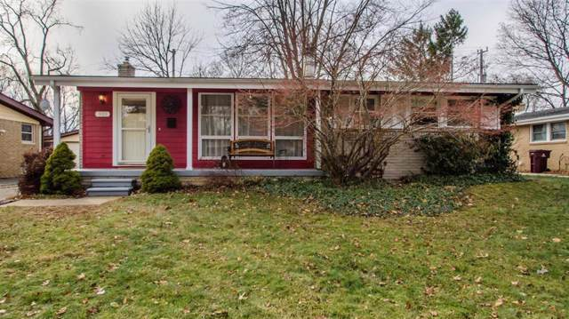 921 Westwood Avenue, Ann Arbor, MI 48013 (MLS #543270319) :: The John Wentworth Group