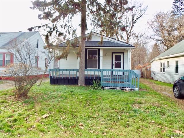 21335 Negaunee Street, Southfield, MI 48033 (#219122765) :: The Buckley Jolley Real Estate Team