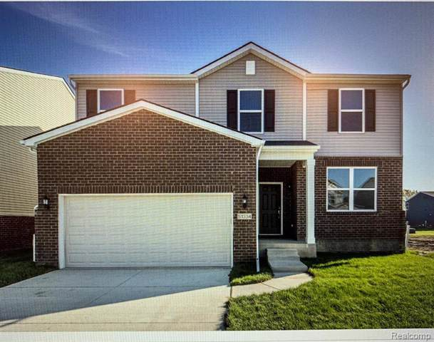 51371 Mayfield Drive, Chesterfield Twp, MI 48051 (#219122885) :: Alan Brown Group