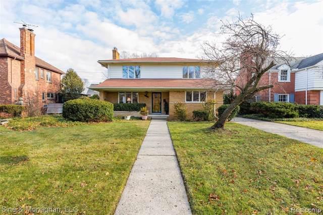 1324 Whittier Road, Grosse Pointe Park, MI 48230 (#219123170) :: The Alex Nugent Team   Real Estate One