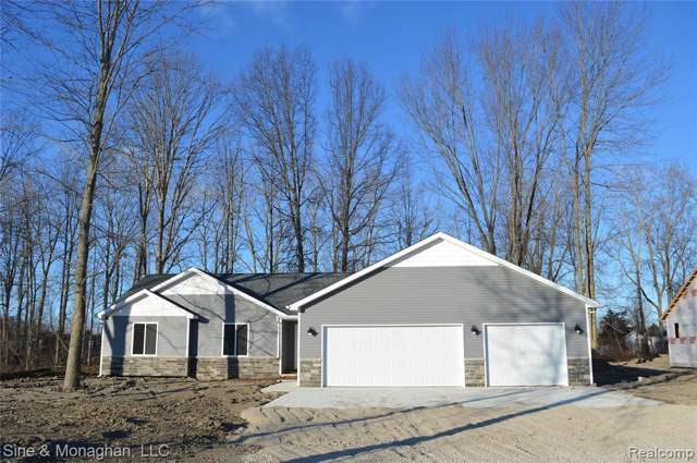9430 Folkert Rd, Clay Twp, MI 48001 (#219123232) :: Alan Brown Group
