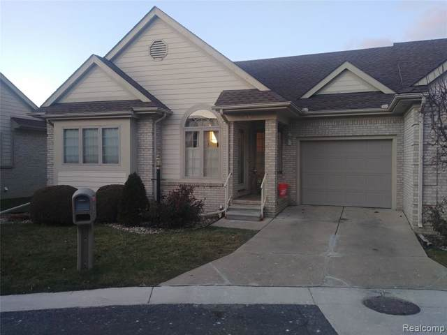 40 Hickory Court, Dearborn Heights, MI 48127 (#219123265) :: BestMichiganHouses.com