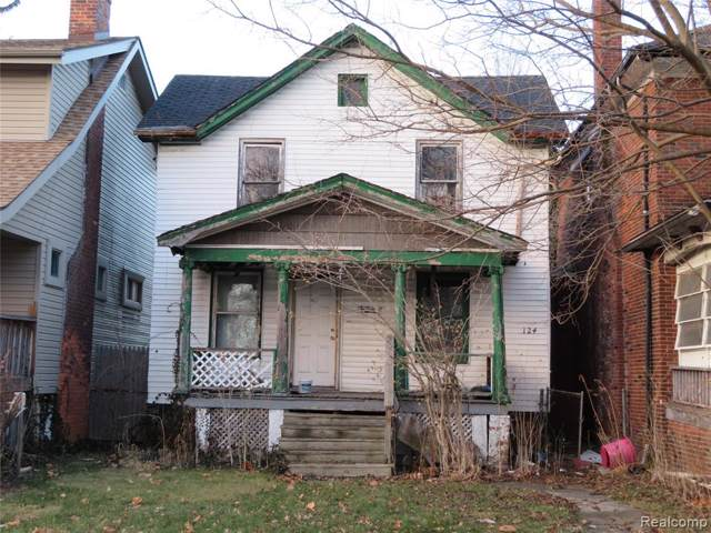 124 Geneva Street, Highland Park, MI 48203 (#219123655) :: The Buckley Jolley Real Estate Team