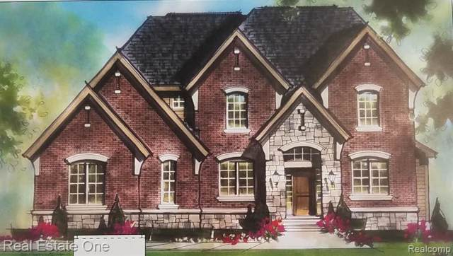 48326 Amber Lane Drive, Shelby Twp, MI 48315 (#219123657) :: The Buckley Jolley Real Estate Team
