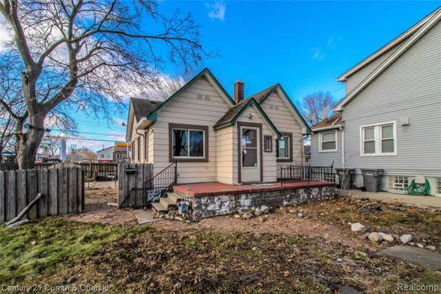 7011 Yinger Avenue, Dearborn, MI 48126 (#219123805) :: The Buckley Jolley Real Estate Team