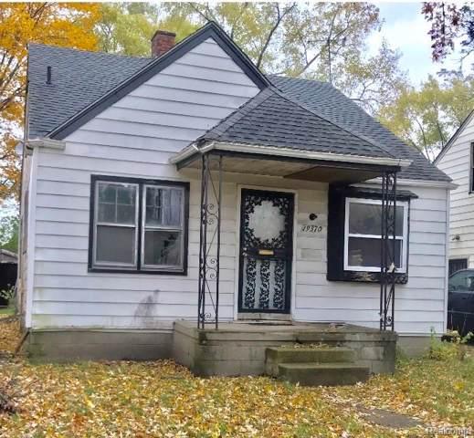 19370 Buffalo Street, Detroit, MI 48234 (#219123832) :: The Buckley Jolley Real Estate Team