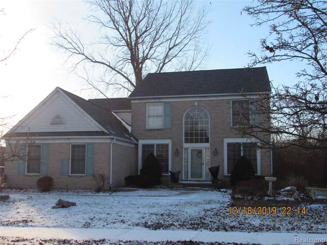 47335 Woodlong Drive, Canton Twp, MI 48187 (#219123870) :: The Buckley Jolley Real Estate Team