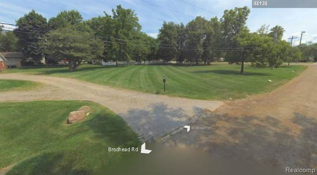 VACANT Southpointe, Grosse Ile Twp, MI 48138 (#219124185) :: The Mulvihill Group