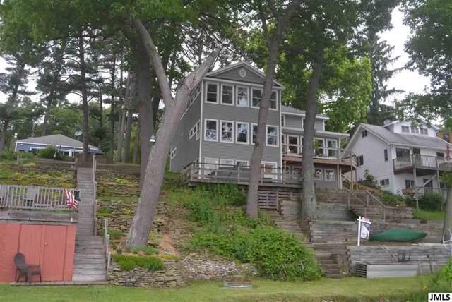 95 Highland Dr, Grass Lake, MI 49201 (MLS #55201904509) :: The Toth Team