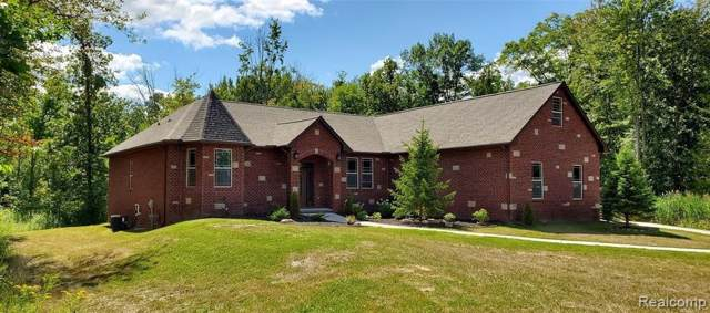5900 Turnberry Dr, Salem Twp, MI 48178 (#219124207) :: Springview Realty