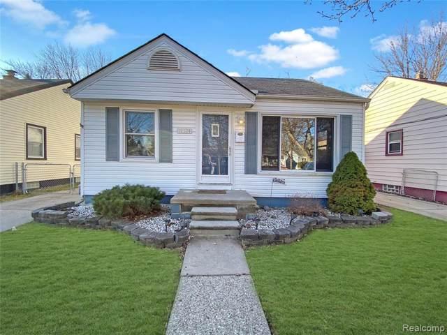 19324 Woodland Street, Harper Woods, MI 48225 (#219124237) :: The Buckley Jolley Real Estate Team