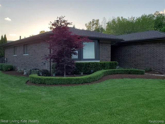 40779 Cascade Drive N, Sterling Heights, MI 48313 (#219124291) :: GK Real Estate Team