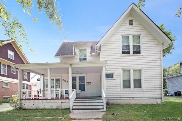 503 Pearl Street, Ypsilanti, MI 48197 (#219124374) :: The Alex Nugent Team | Real Estate One