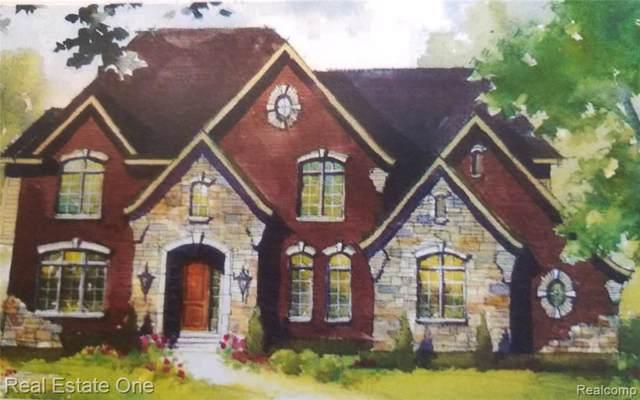 48347 La Lona Drive, Shelby Twp, MI 48315 (#219124456) :: The Buckley Jolley Real Estate Team