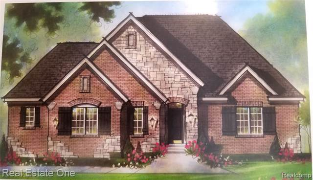 13165 Valencia Drive, Shelby Twp, MI 48315 (#219124458) :: The Buckley Jolley Real Estate Team