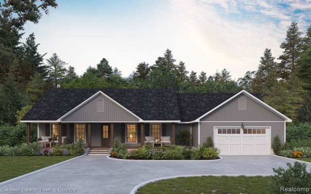 8529 Sunrise Mist Drive, Hamburg Twp, MI 48169 (#219124530) :: Novak & Associates