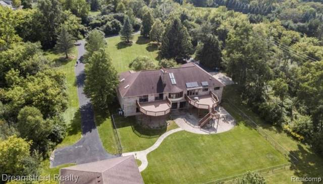 3720 Prospect Road, Superior Twp, MI 48105 (#219124534) :: The Mulvihill Group