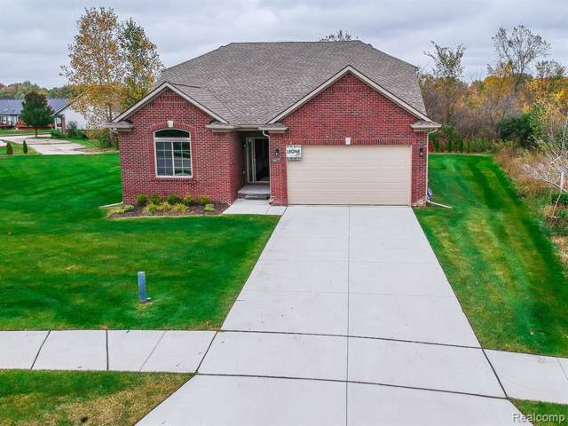 30021 Danvers Drive, Chesterfield Twp, MI 48051 (#219124551) :: Alan Brown Group