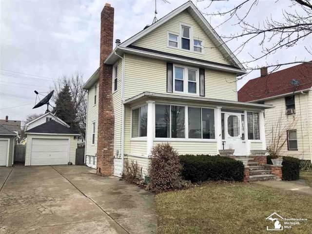 411 Arbor, Monroe, MI 48162 (#57050002422) :: Springview Realty