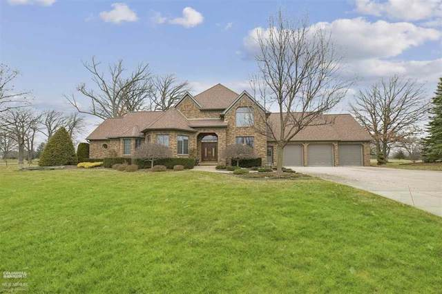 49 Golfside Dr., ST. CLAIR TWP, MI 48079 (#58050002459) :: The Mulvihill Group